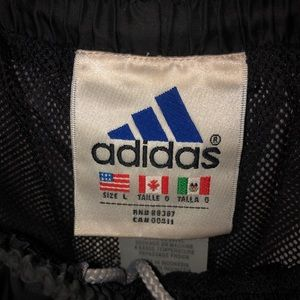 adidas Swim - Vintage adidas swim trunks